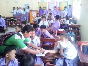 DEWORMING- OPLAN GOODBYE BULATE- ILWAS INTEGRATED SCHOOL  (5)