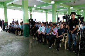Inauguration and Ribbon Cutting of Subic New  Modern Fish Landing Facility (BULUNGAN) (14)