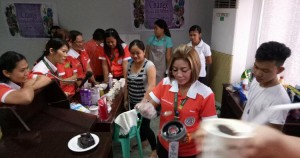 Women's month celebration, COFFEE MIXING (Starbucks style) (10)