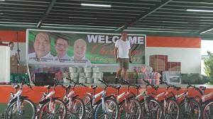 Christmas Party para sa lahat ng Barangay Saff ng Subic
