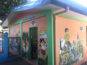Construction and Repair of Naugsol Daycare Center project of Mayor Jay Khonghun