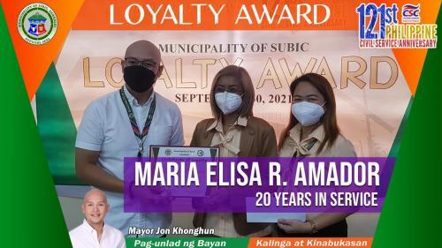 Loyalty Award 2021