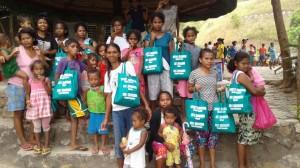 Pamaskong Handog Sa Sitio Ahbot Cawag Subic Mula Kay Cong Jeffrey Khonghun Mayor Jay Khonghun at Bm Jon Khonghun